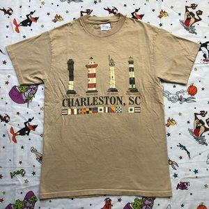 Vintage Charleston South Carolina t-shirt M